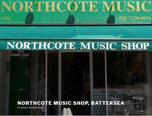 Northcote Music Shop