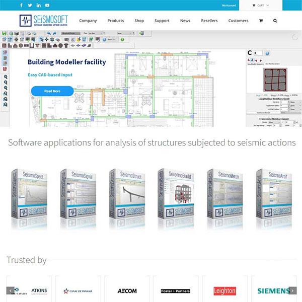 SeismoSoft e-shop