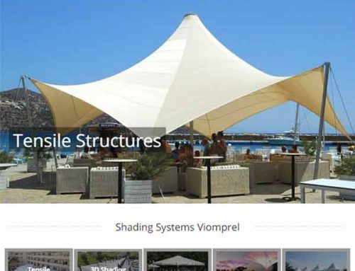Construction Shading Systems